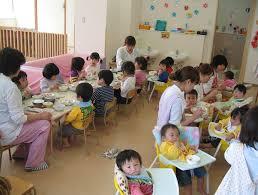Дошкольное образование в Японии детские ясли в Японии