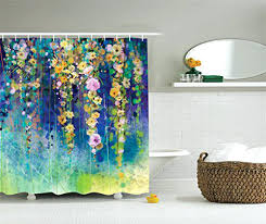 artistic shower curtains. Delighful Shower Artistic Shower Curtain Curtains Cheap  And