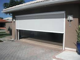 paint aluminium garage door designs