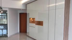 custom made or built in cabinets