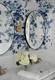i not only love the oval shape of the mirrors i love their unexpected thickness too
