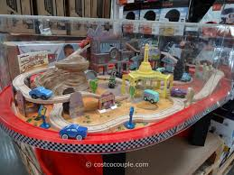 kidkraft disney cars train table costco 1