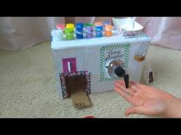 Slime Vending Machine Gorgeous My Homemade Slime Vending Machine Getplaypk The Fastest