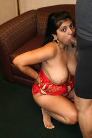 Indian tits and blowjob