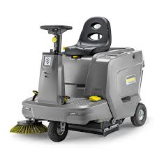 Karcher <b>KM 85/50</b> R Bp Ride-On Sweeper - Commercial Cleaning ...