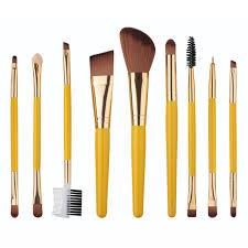 9pcs merrynice brush painting paint brush painting face paint brush set make up brush tools