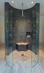 space capsule shower