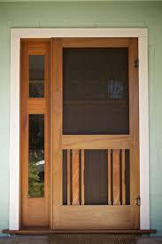 front screen doorScreen Doors  Red River RestorationsRed River Restorations