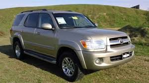 2005 Toyota Sequoia 4WD, V8, Used cars for sale in Maryland ...