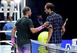 Медведев поборется c Тимом за титул на итоговом турнире ATP - Спорт РИА  Новости, 22.11.2020