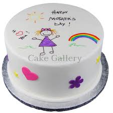 Mothers Day Gift A Cake Birthday Cakes In Abu Dhabi Wedding