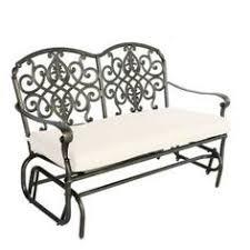 home depot patio furniture cushions. hampton bay edington cast back double glider with cushion insert slipcovers sold the home depot patio furniture cushions i
