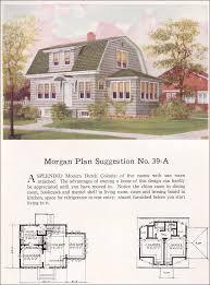 Ezekiel Howe Dutch Colonial HouseGambrel Roof Houses Dutch Gambrel Roof House Floor Plans