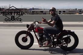 go behind the scenes with the country s best custom vintage bike