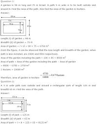Area And Perimeter Worksheets Grade 7 Worksheets for all ...