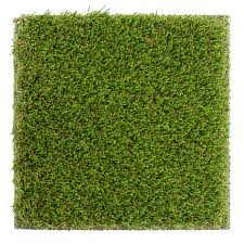 synlawn ultralush platinum 6 in x 6 in artificial grass sample