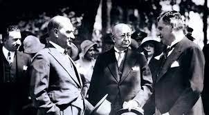 Atatürk'ün Değişmez Sağlık Bakanı Dr. Refik Saydam – MustafaKemâlim