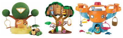 Treehouse The Ultimate DVD Collection For ChildrenOctonauts Treehouse
