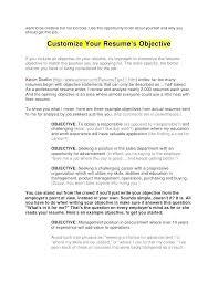 Procurement Resume Objective Spacesheep Co