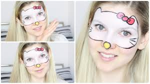 o kitty make up tutorial