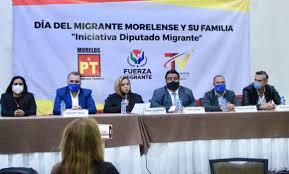 Presenta Tania iniciativa para crear la figura del diputado binacional -  Quadratín Morelos