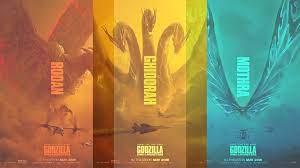 Godzilla: King of the Monsters' Desktop ...