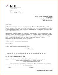 Donation Letter Samples Pledge Letter Ohye Mcpgroup Co