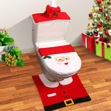 bathroom toilet seat cover rug bathroom set supplies decorations ornament decorating for xmas decorating house for from
