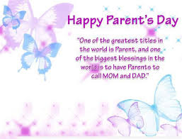 Parents Quotes From Daughter Magnificent Best Parent's Day Quotes From Daughter Free Quotes Poems