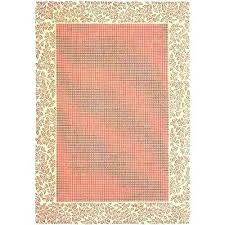 home depot outdoor rug rugs clearance indoor area 8x10 fab habitat cancun o