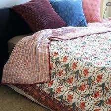 indian print duvet covers peony bedding set duvet cover