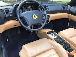 1998 Ferrari F355 Interior Pictures Cargurus