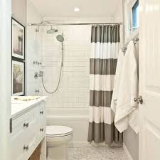 Small Bathroom Shower With Diminsions Small Bathroom With Shower Curtain  Ideas