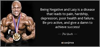 Bodybuilding Motivational Quotes Adorable TOP 48 QUOTES BY PHIL HEATH AZ Quotes