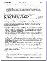 Knock Em Dead Resumes 3 Knock Em Dead General Counsel Resume Example. Sample