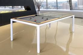 Dining Table Pool Tables Convertible Convertible Dining Pool Tables Dining Room Pool Tables By