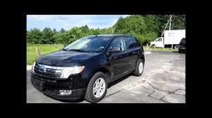 2007 Ford Edge SEL AWD Start Up, Engine & In Depth Tour - YouTube