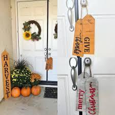 Holiday Door Tags