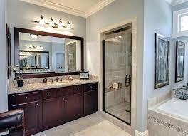 frameless bathroom vanity mirrors. Large Frameless Bathroom Mirrors Wall Full Vanity