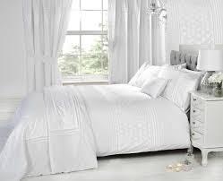 modern white duvet cover luxury duvet covers white colour