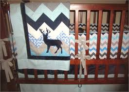 bedding cribs country al mobile machine washable oval bedtime originals hunting baby deer crib sets colorful