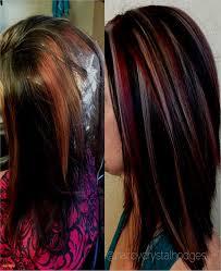 Dark Auburn Hair Color Chart Hairstyles Dark Copper Brown Hair Astounding Copper Brown
