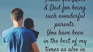New Dad Quotes Stunning Parents' Day Quotes Wishes Greetings Messages For Mom And Dad
