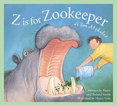 Z Is for Zookeeper, Roland Smith, Marie Smith Paperback | Walmart Canada