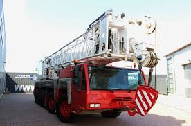 Demag Ac200 1 Telescopic Cranes Phm Id 80280