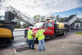 Repaving Interstate 55 Barriere Construction Co