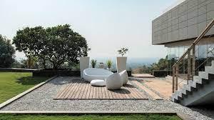 outdoor design project aurelia house