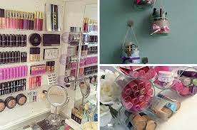 makeup tips 17 makeup storage ideas you ll surely love diy makeup organizer