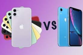Apple Phones Comparison Chart Apple Iphone 11 Vs Iphone Xr Comparison Whats The Difference