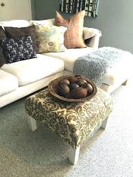 tufted ottoman coffee table diy ottoman coffee table ottoman coffee table how to turn a